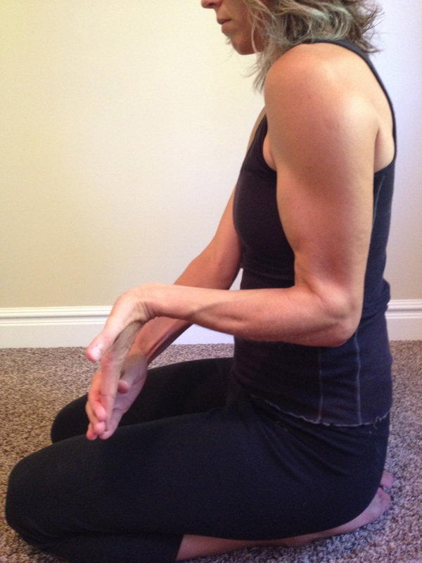 Wrist Stretch for carpal tunnel