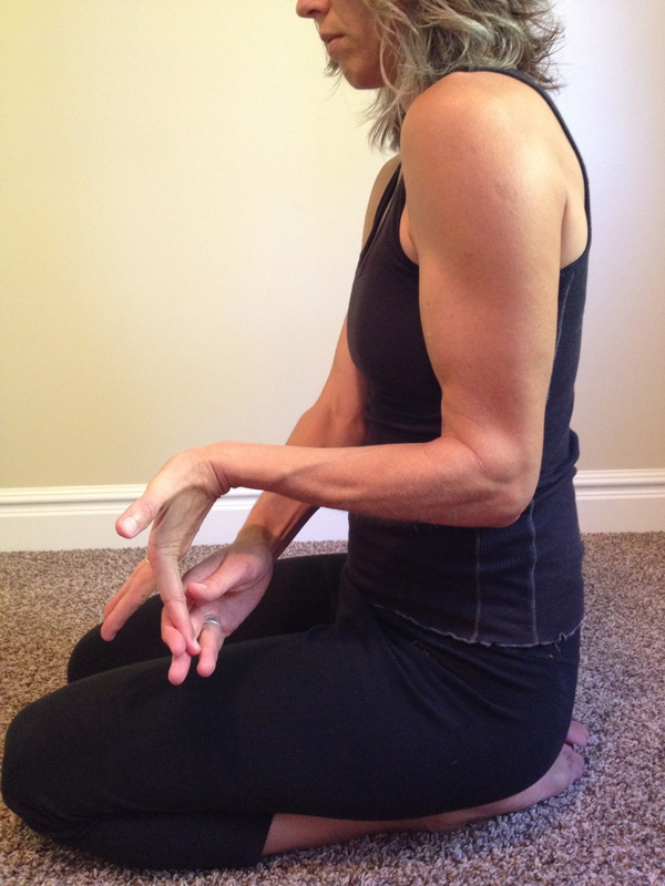 Stretch for wrist pain